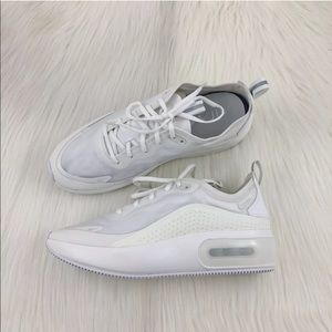 Women's Nike Air Dia SE Triple White Sneakers